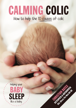 Calming Colic Front Cover