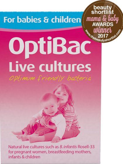 Optibac babies
