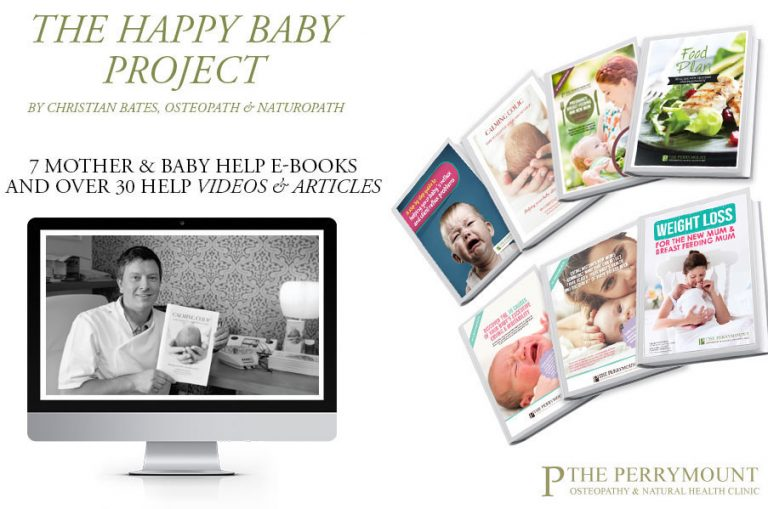 Receive 6 FREE eBooks when you buy a Calming Colic Book